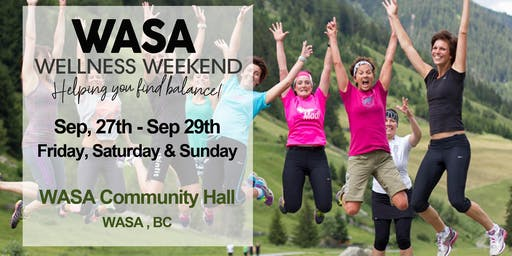 Wasa Wellness Weekend