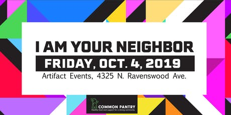 8th Annual I Am Your Neighbor tickets