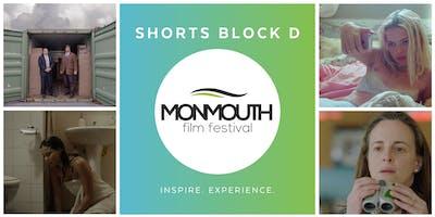 Shorts Block D | Monmouth Film Festival