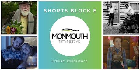Shorts Block E | Monmouth Film Festival tickets