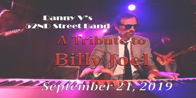 Billy Joel Tribute Band!