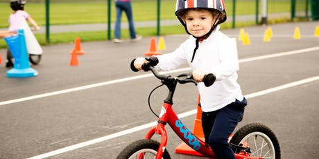 Let's Ride Pop Up - Ready Set Ride - Balance Bike (LEARN TO RIDE) Drop In tickets