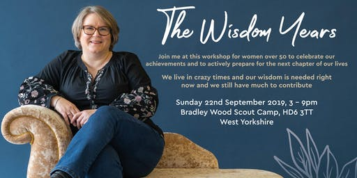 The Wisdom Years - Workshop for women over 50