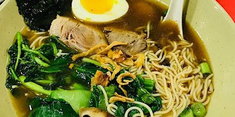 Ramen 'Round the World - Cooking Class tickets