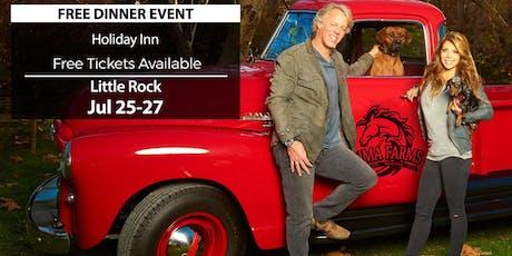 (Free) Secrets of a Real Estate Millionaire in Little Rock by Scott Yancey tickets