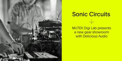 Sonic Circuits (Synths) at MUTEK Montréal