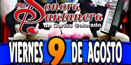 LA SONORA SANTANERA  tickets