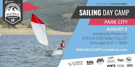 WILD SKILLS Sailing Day Camp: Park City
