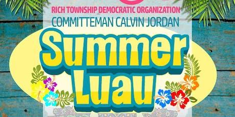 RTDO Summer Luau tickets