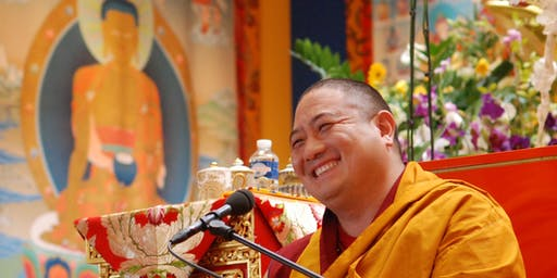 Rabjam Rinpoche  Essential Meditation Teachings: Resting in the True Nature of Mind,