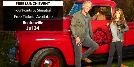 (Free) Secrets of a Real Estate Millionaire in Bentonville by Scott Yancey tickets