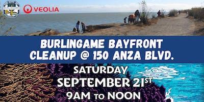 Burlingame Bayfront Cleanup (150 Anza Blvd.)