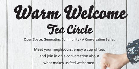 Warm Welcome Tea Circle tickets