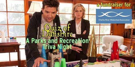 Quiz of Dunshire: Parks and Rec Trivia to Benefit CRWA tickets