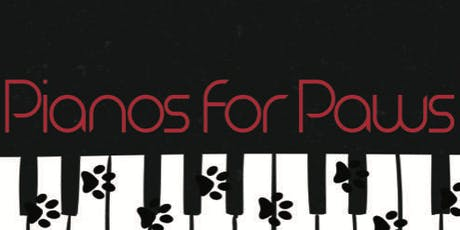 Pianos For Paws tickets