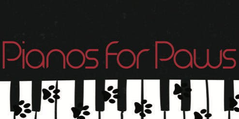 Pianos For Paws