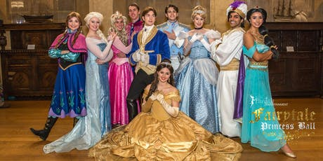 Fairytale Princess Ball tickets