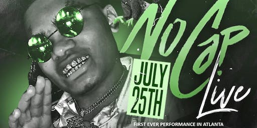 NOCAP aka THE BACKEND CHILD LIVE IN ATL!!