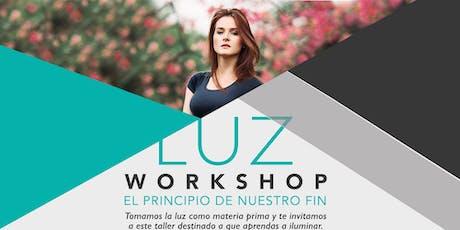 WORKSHOP | Luz. El principio de nuestro fin | Nicolás Lanfranco | Santa Fe entradas