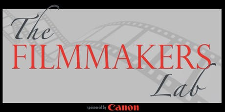 The Filmmakers Lab: Cinematography & The Camera tickets