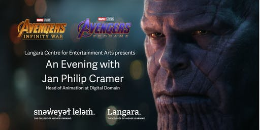 Avengers: Infinity War to Endgame. An Evening with Jan Philip Cramer