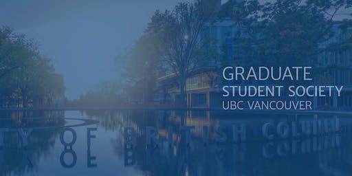 GSS Orientation 2019- Campus Tours
