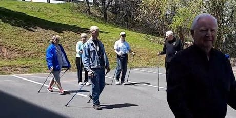 Introductory Nordic Walking Class tickets