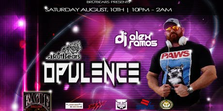 BrūtBears presents Opulence at the Dallas Eagle! tickets