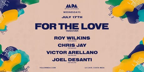 MDA Wednesdays For The Love Takeover tickets