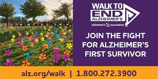 Walk to End Alzheimer's Anchorage