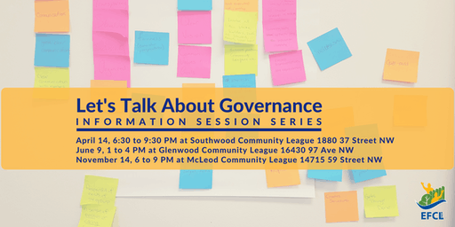 Let's Talk About Governance