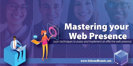 Mastering Your Web Presence tickets
