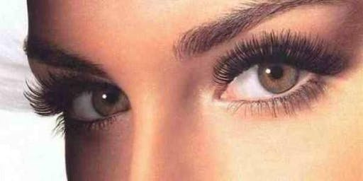 Lash Extensions Classic & Volume Training Newark NJ