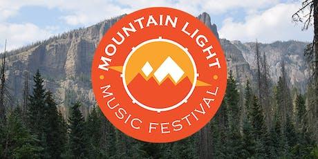 Mountain Light Music Festival Opening Gala tickets