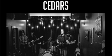 Cedars in the Ridglea Lounge tickets
