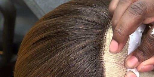 Ventilating and Wig-Making Class- Newark NJ