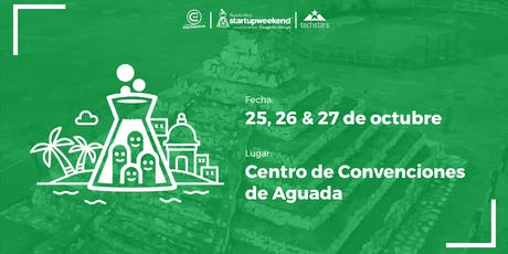 Techstars Startup Weekend | AGUADA tickets