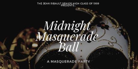 Ribault Class of 99 - Midnight Masquerade Ball tickets