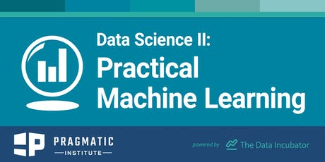 Data Science II: Practical Machine Learning - San Francisco tickets