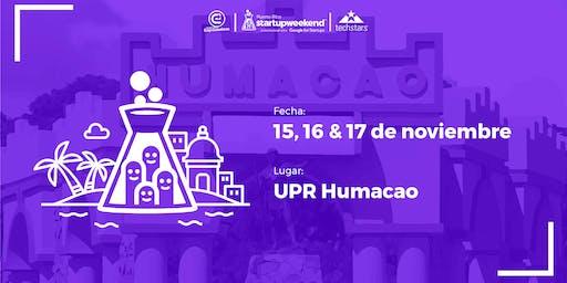 Techstars Startup Weekend | HUMACAO