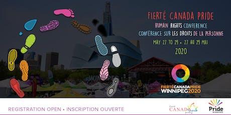 FCP 2020 Human Rights Conference - Conférence sur les droits de la personne tickets
