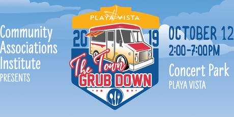 The Town Grub Down tickets