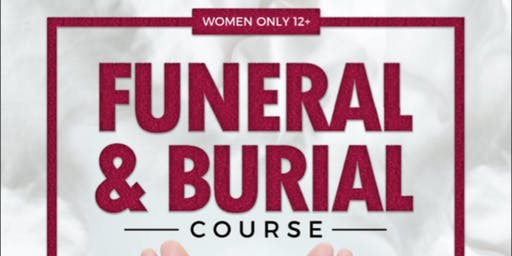 Funeral & Burial Course