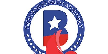 Bienvenido Faith Assembly- New York tickets