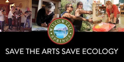 Save the Arts Save Ecology : Get to know Willowtail