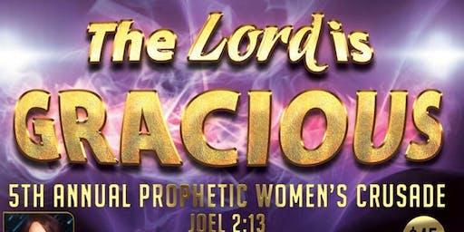 5th Annual Prophetic Women's Crusade