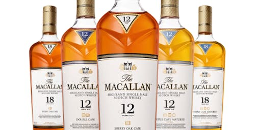 Macallan Single Malt Tasting & Seminar ($30.00)