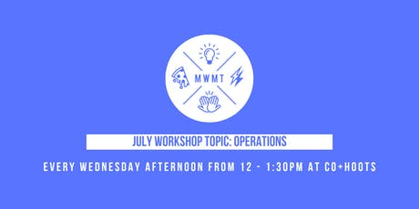 Just Do It - Operations Workshop tickets