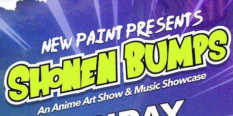 SHONEN BUMPS! An Anime Art & Music Showcase tickets