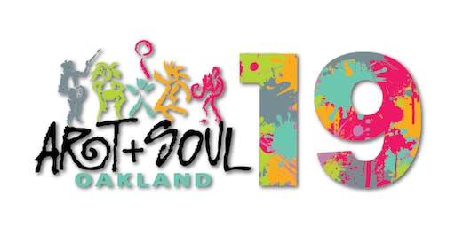 Art & Soul Oakland 2019